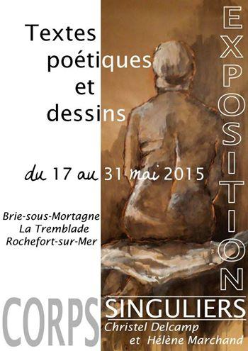 dessins,poemes,littérature;exposition